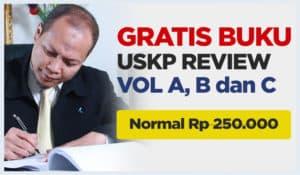 Read more about the article Gratis Buku USKP Review Vol A, B, dan C