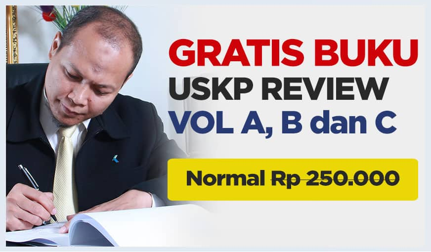 Buku USKP Review Gratis