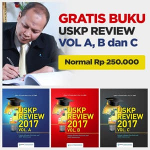 Gratis Buku USKP Review