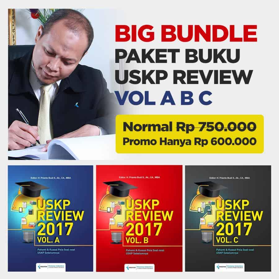 Promo Paket Buku USKP Review