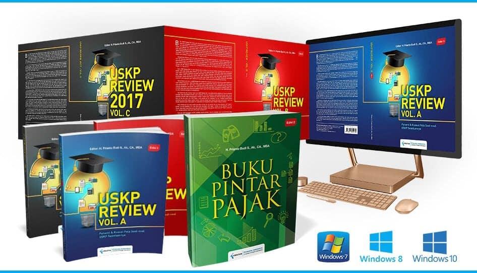 Read more about the article Ebook Kumpulan Soal-Soal USKP Tingkat A/B/C dan Jawabannya