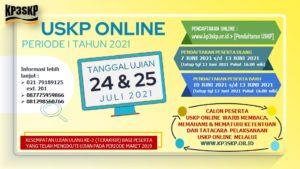 Read more about the article Jadwal USKP 2021 – Ujian Sertifikasi Konsultan Pajak Periode I